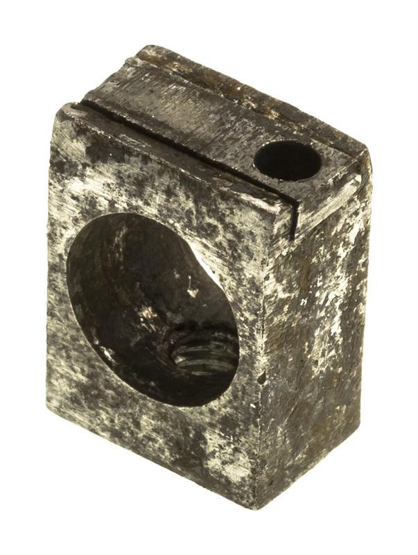 Barrel Locking Bolt Straddle Block, Used Factory Original