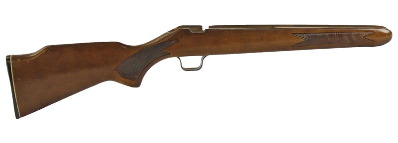 Stock, .22 LR, Left Hand, Clip FedMonte Carlo, Checkered Hardwood w/Guard & Mag