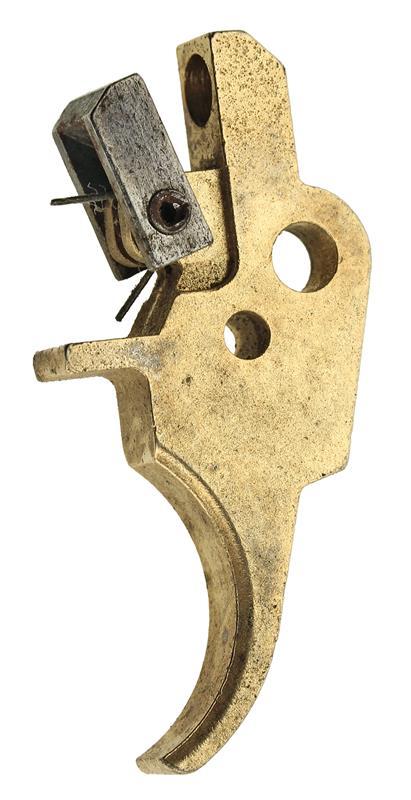 Trigger Assembly, Gold (w/ Adjusting Screw Hole)