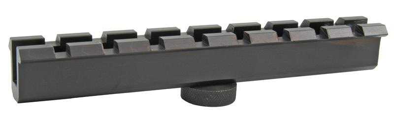 Carry Handle Scope Mount, Black Anodized Aluminum (Weaver Style)