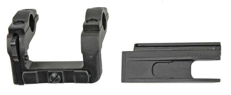Scope Mount, Sniper ZF-41 & Adaptor Rail Set, 98K, New Reproduction