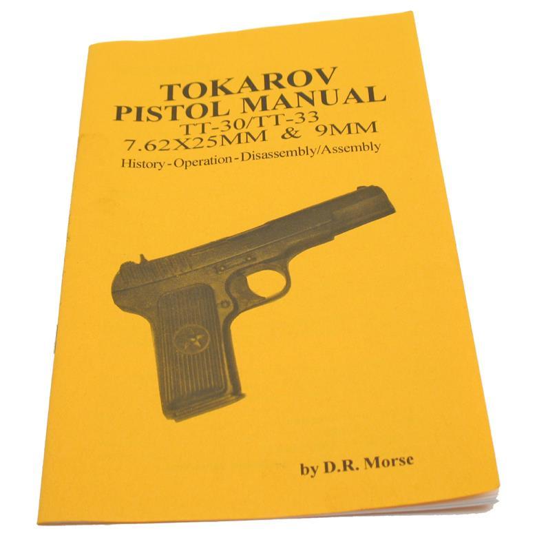 Manual, Tokarev TT30 & TT33