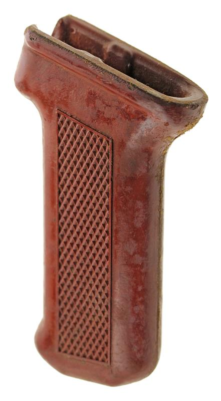 Pistol Grip, Rear, Red Plastic (For Models Not Using A Reinforcing Cap #52)