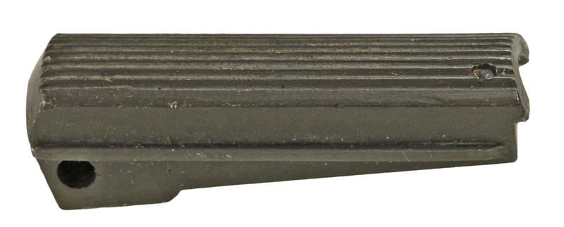 Mainspring Housing, Stripped, Blued (Serrated; Full-Size)