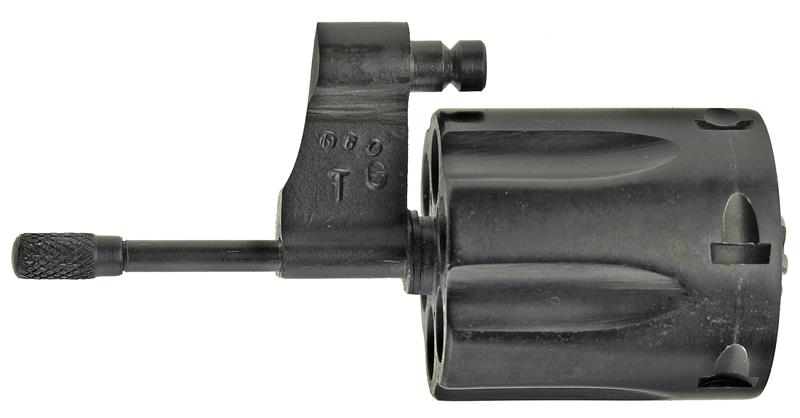 Cylinder Assembly w/ Crane, Black, Used Factory Original