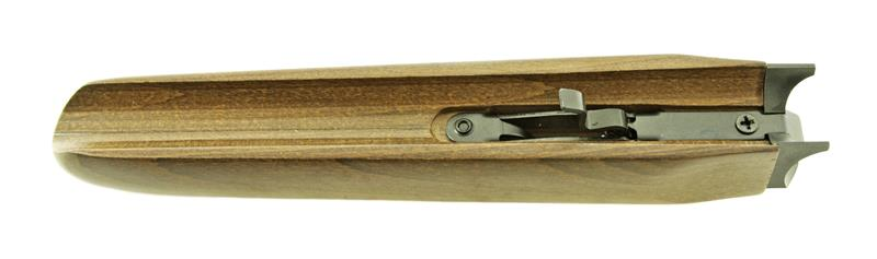 Forend Assembly, 12 Ga., Walnut Stained Hardwood, Reproduction