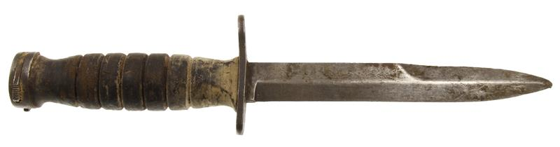 Bayonet w/o Scabbard, M4, G.I., Used, Damaged