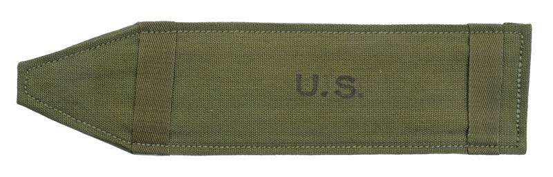 Sling Pad, OD Canvas, Original WWII Surplus, Dated 1945, New