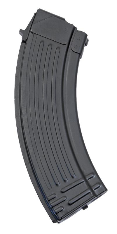 Magazine, 7.62 x 39, 30 Round, Blued Steel, New (Bulgarian)
