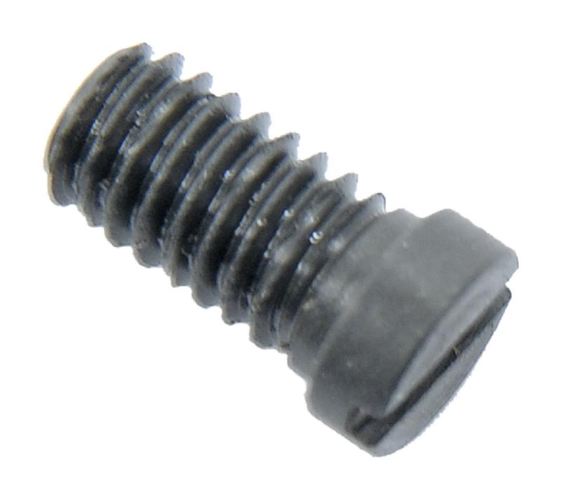 Sideplate Screw, Rear, Blued, New Reproduction