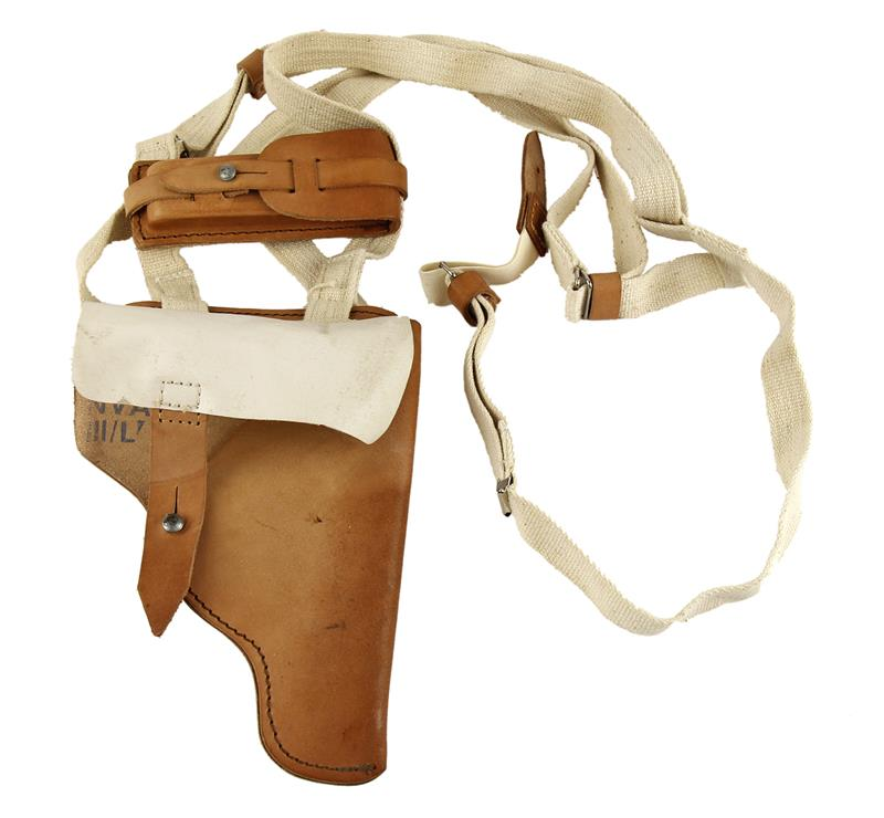 Shoulder Holster, East German, Exc to Like New