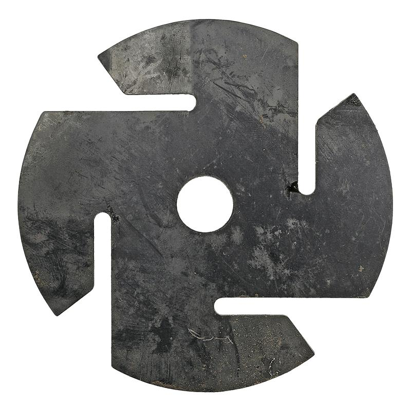 Rotor Lock Plate (For 39 Round Drum)