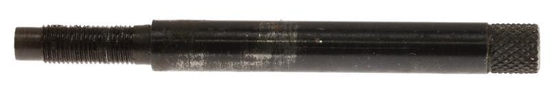 Extractor Rod, Blued, Used Original (2-1/4