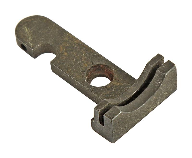 Accro Rear Sight, Stripped (Rounded Front)