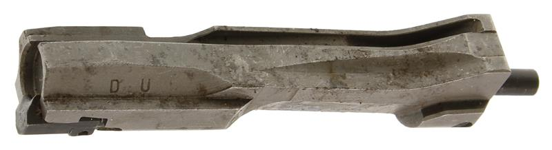 Breech Block, Complete, Used (Stamped w/ DU)