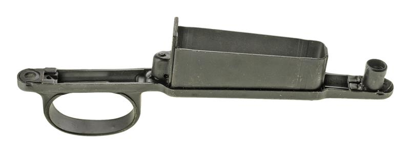Trigger Guard, Stamped (w/Floorplate Catch, No Floorplate; Lock Screw Type)