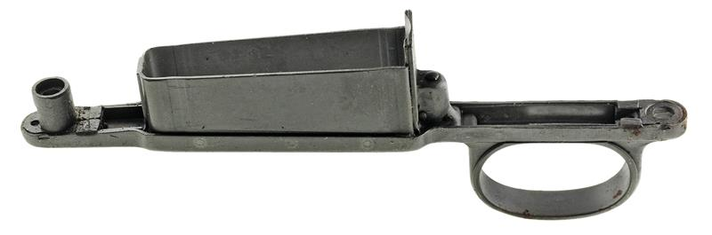 Trigger Guard, Stamped (w/Floorplate Catch; No Floorplate; Lock Screw Type)