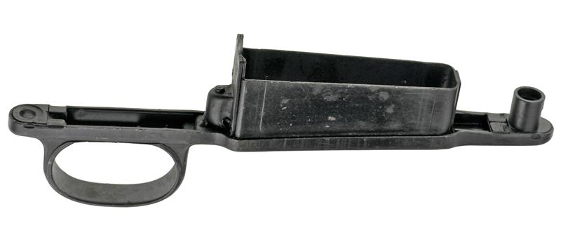 Trigger Guard, Stamped (w/ Floorplate Catch, No Floorplate; Non-Lock Screw)