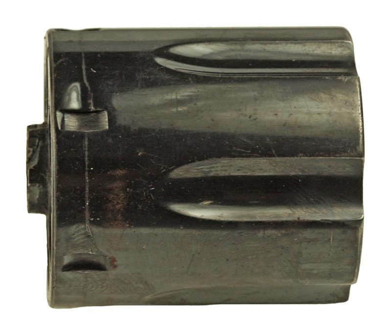 Cylinder Assembly, .357 Cal., Medium Frame, LH Thread, Blued, Used Factory Orig