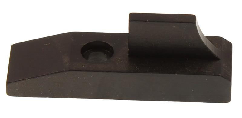 Ramp Front Sight, Black Anodized Aluminum (Attaching Screw Not Included)