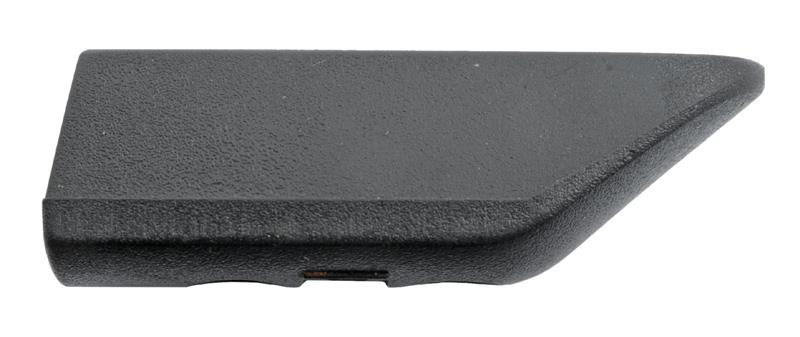 Magazine Bumper, Black Polymer, New (Marked J & J)