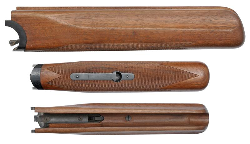 Forend Assembly, .222/20 Ga., Checkered Walnut, New