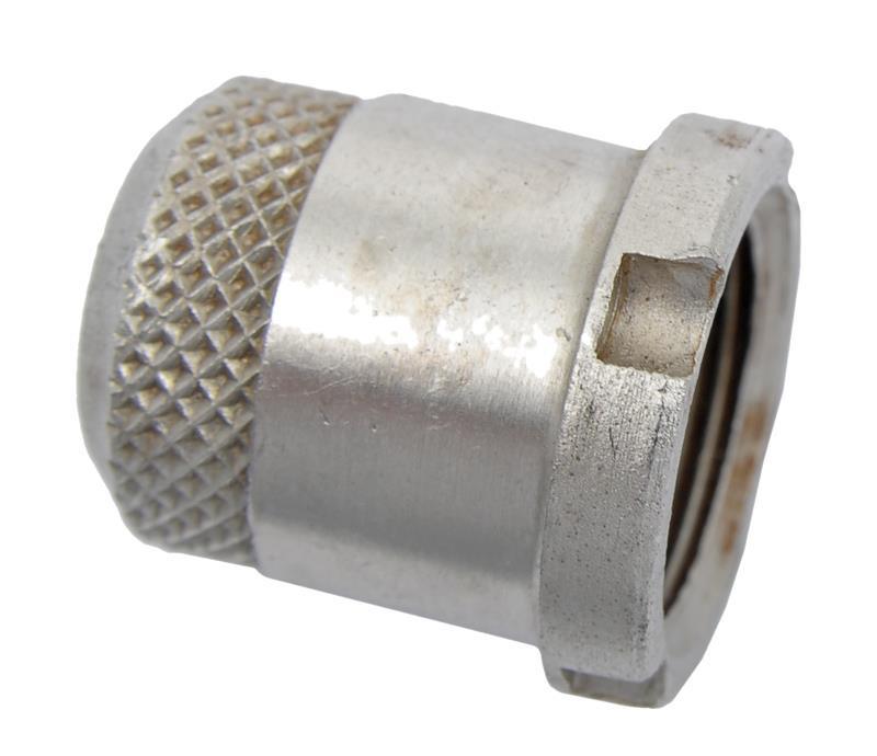 Blank Firing Device, Nickel Plated, .780