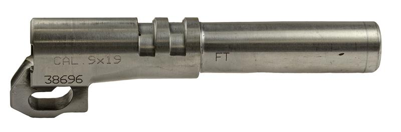 Barrel, 9mm, 3-5/8'', New Factory Original