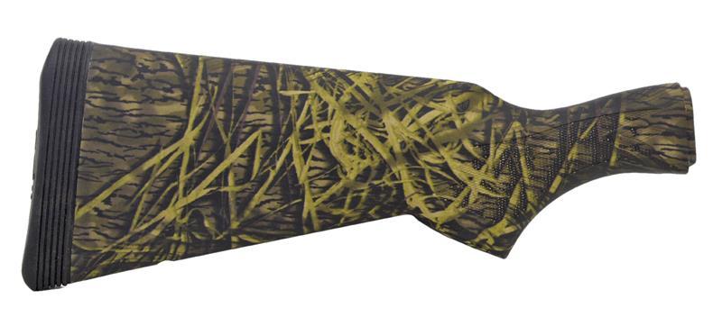 Stock, 12 Ga., Synthetic, Ckrd, Mossy Oak Shadow Grass Camo, New