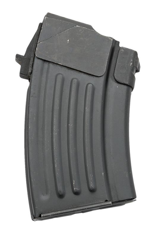 Magazine, 7.62 x 39, 5 Round, Blued, Used (Chinese)