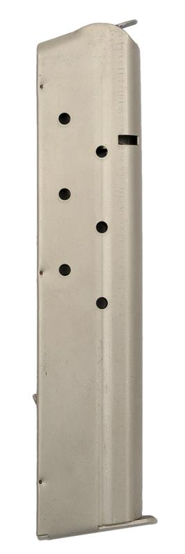 Magazine, .40 S&W, 12 Round, Nickel, New (U.S.A. Brand)