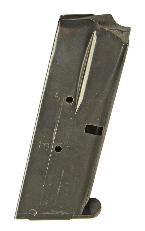 Magazine, 9mm, 10 Round, Blued, Used (For Ambidextrous Mag Catch; Factory)