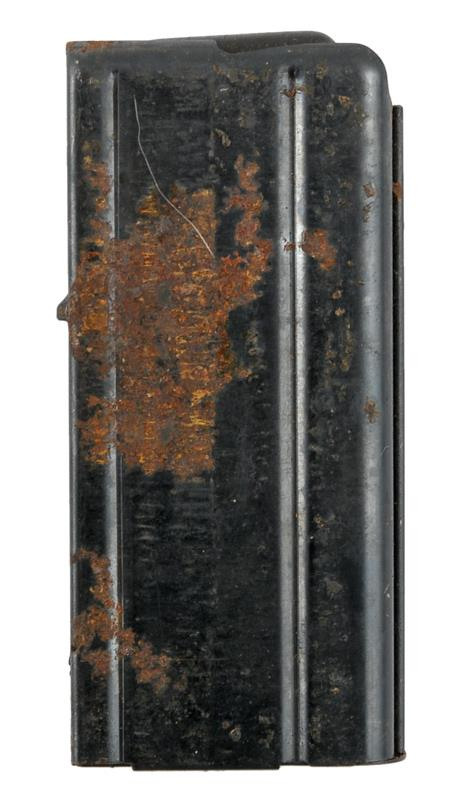 Magazine, .30 Cal., 15 Round, Blued, New (G.I. w/Moderate to Heavy Surface Rust)