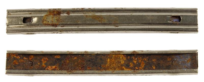 Stripper Clip, 7.63 x 25/9mm, 10 Rd. Steel, Used w/Finish Wear & Light Rust