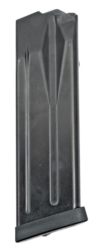 Magazine, .40 S&W, 12 Round, Blued, New (Compact; Factory)