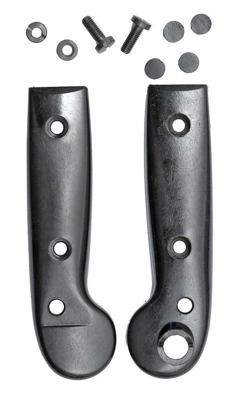 Bayonet Grip Set, Type I, Black Bakelite, Unissued