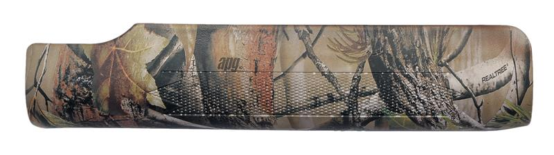 Forend, 12 Ga., Synthetic, Checkered, Realtree AOG HD Camo, OAL 9