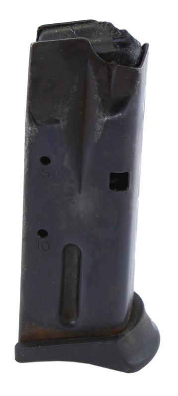 Magazine, 9x19mm, 10 Round, Blued, Used Factory Original