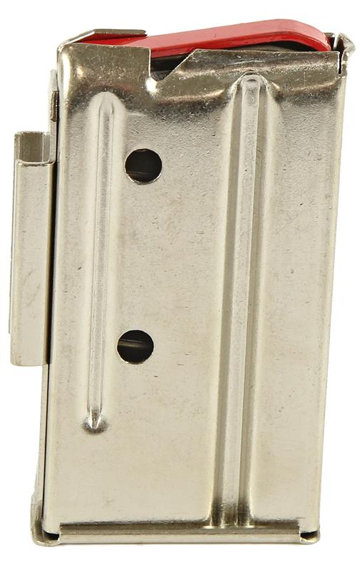 Magazine, .22 WMR & .17 HMR, 7 Round, Nickel, New (Factory)