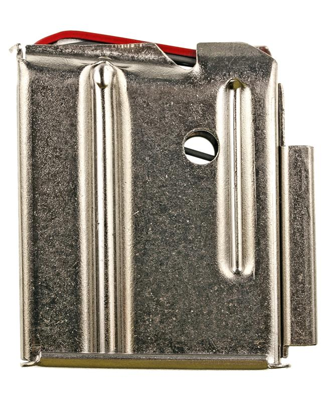 Magazine, .22 WMR & .17 HMR, 4 Round, Nickel