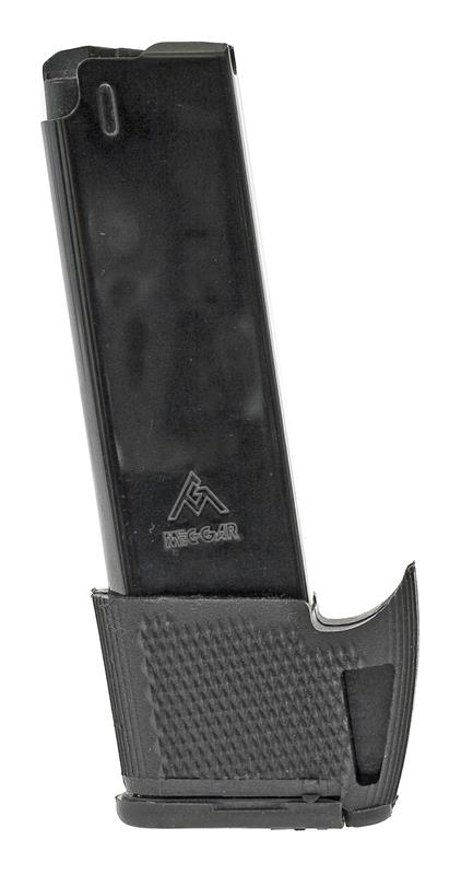 Magazine, .32 ACP, 10 Round, Blued, New (w/ Grip Extension; Factory)