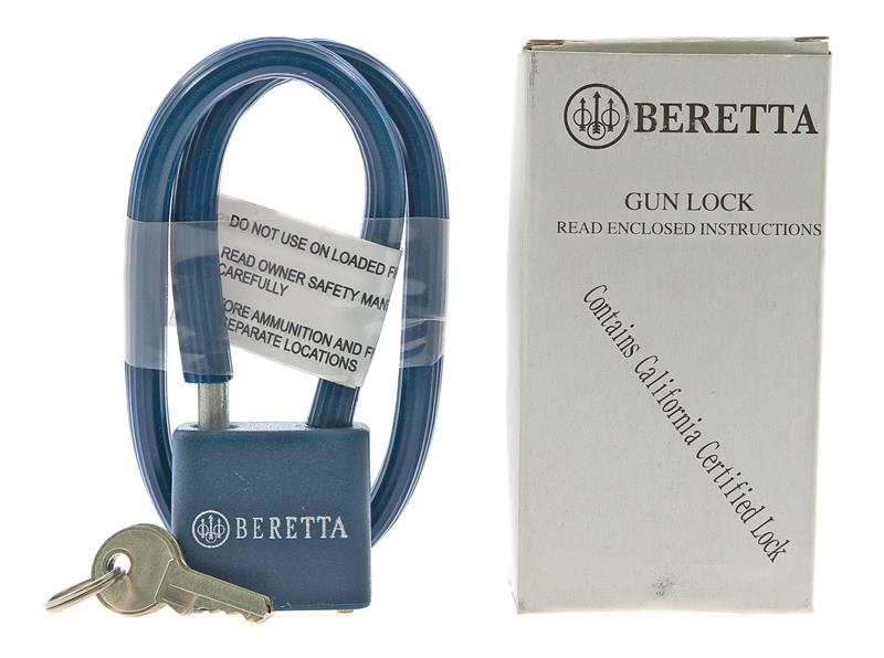 Cable Gun Lock, New