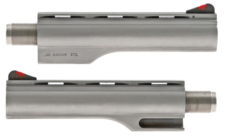 Barrel & Shroud, .44 Mag, 6