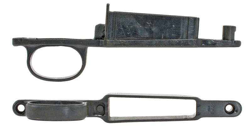 Trigger Guard, Stamped (w/ Floorplate Catch, No Floorplate; Non-Lock Screw Type)