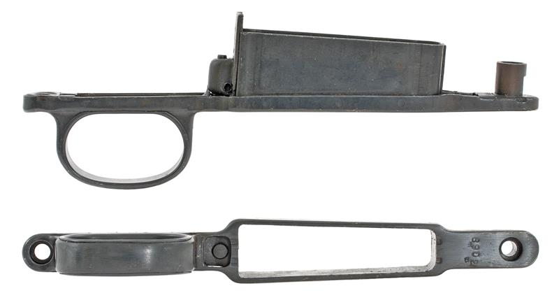 Trigger Guard, Stamped (w/ Floorplate Catch; No Floorplate; Non-Lock Screw Type)