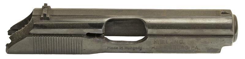 Slide, 9mm Mak, Stripped, Marked RK59, Used Factory Original
