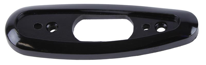Buttplate Frame, Curved (5-1/8