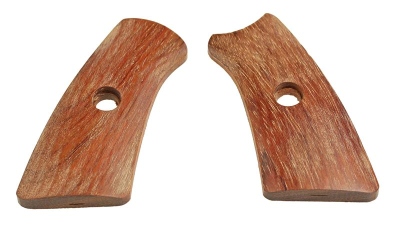 Grip Inserts, For Adjustable Sight Models, Unstained Wood w/o Ferrules