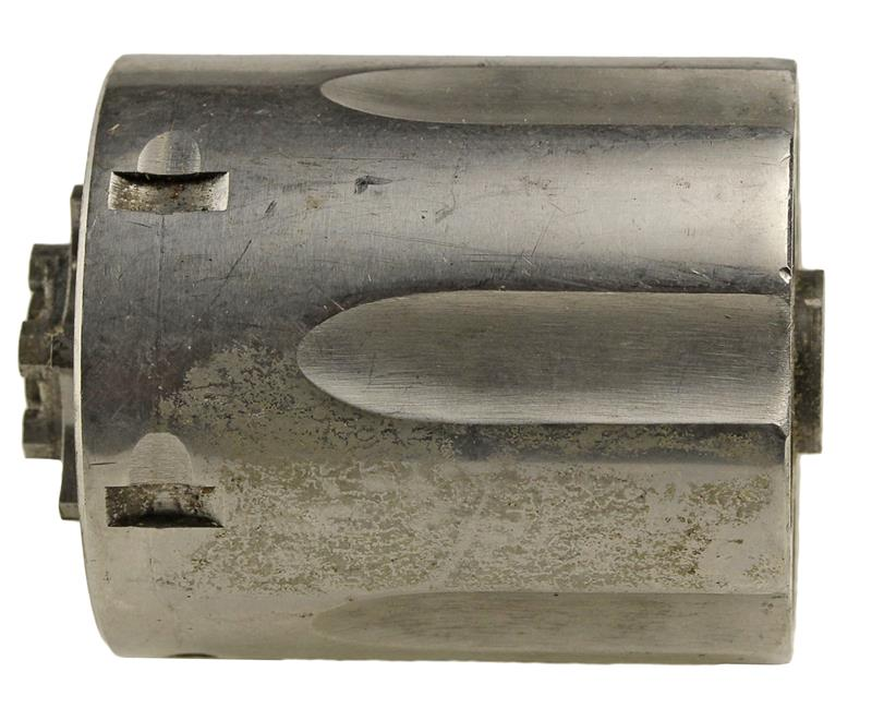 Cylinder Assembly, .357 Mag., Fluted, Non Counterbored, Stainless