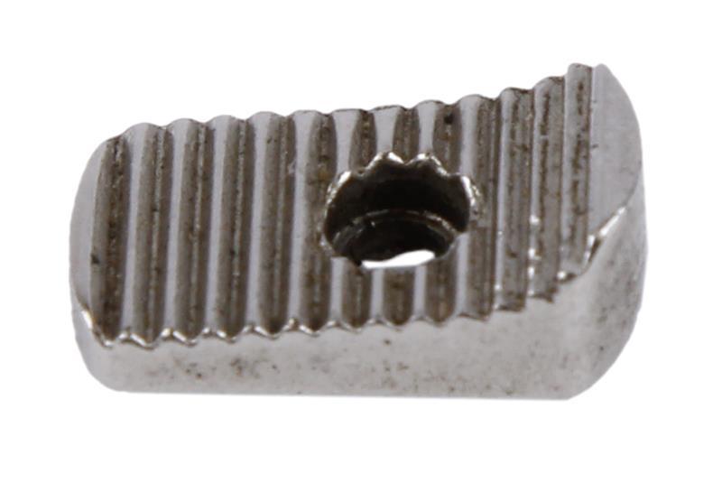 Thumbpiece, Old Style, Nickel (Flat Metal Type)